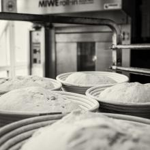 Petite France Boulangerie – black & white